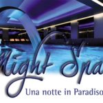 Night Spa apertura serale del centro benessere Heaven Spa