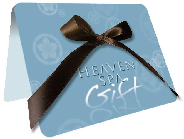 Heaven gift, idee regalo benessere