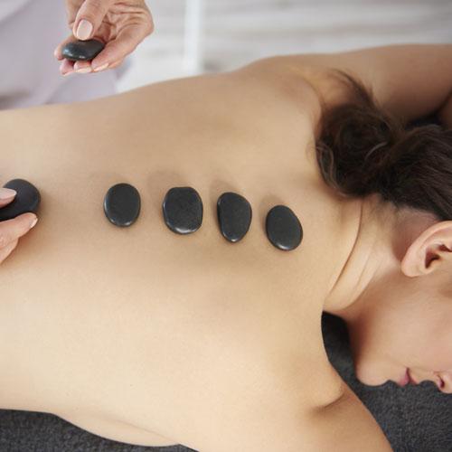 Massaggio Hot Stones