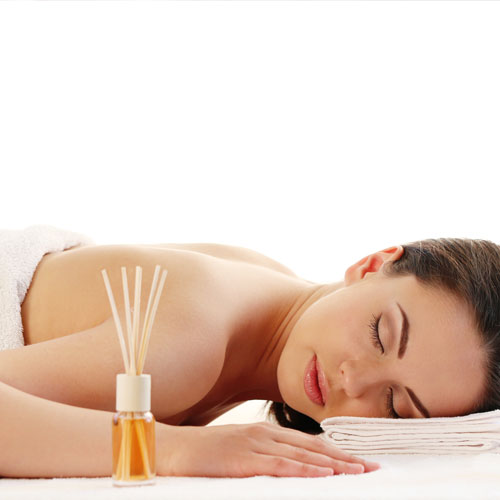 massaggio multisensoriale aromaterapico